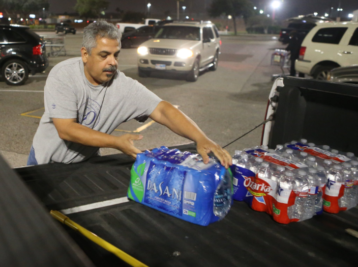 Officials in Corpus Christi, Texas: Don't drink or use tap water